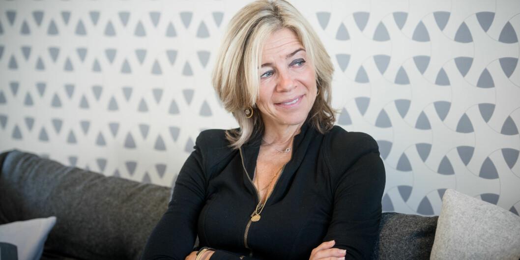 Prorektor Nina Waaler vil sette i verk flere tiltak for at Høgskolen i Oslo og Akershus skal bli merinternasjonal. Foto: Skjalg Bøhmer Vold