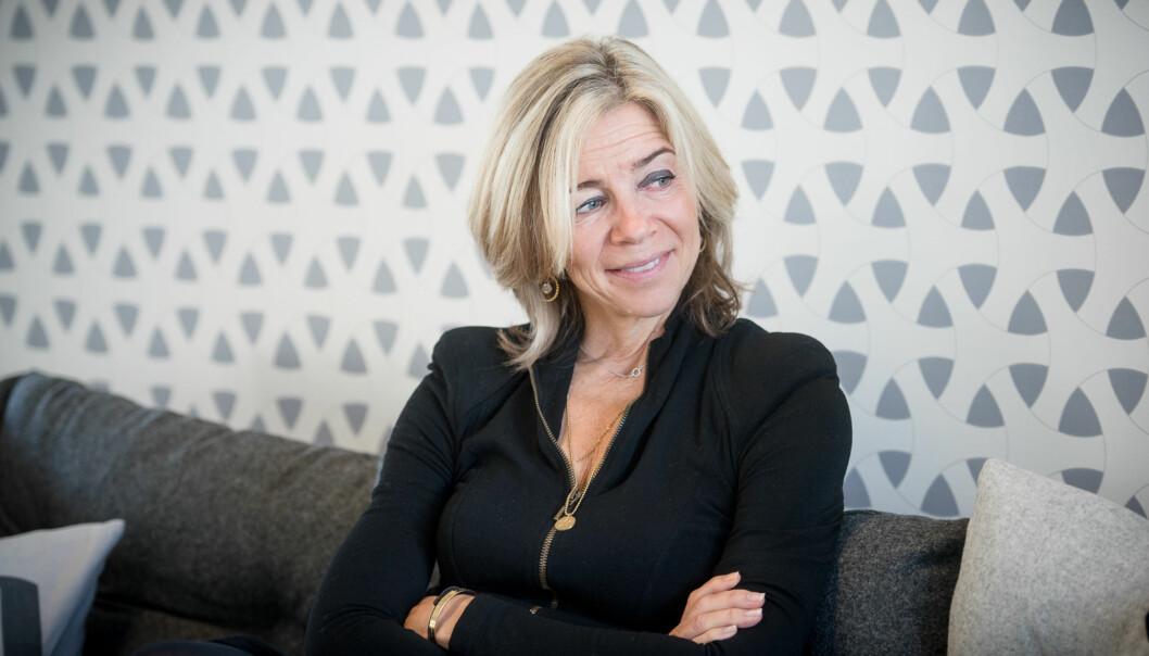 Prorektor Nina Waaler. Foto: Skjalg Bøhmer Vold