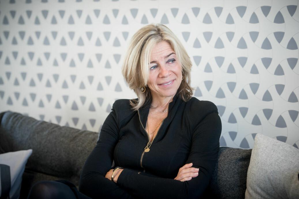 Prorektor for utdanning ved OsloMet, Nina Waaler. Foto: Skjalg Bøhmer Vold