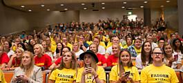 Utdanning skal ikke betales av internasjonale studenter