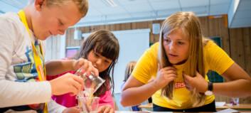 343 tomme studieplasser for lærere til de minste