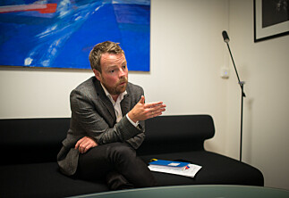 Braanen Sterri etterlyser mer konstruktiv debatt fra statsråd Røe Isaksen
