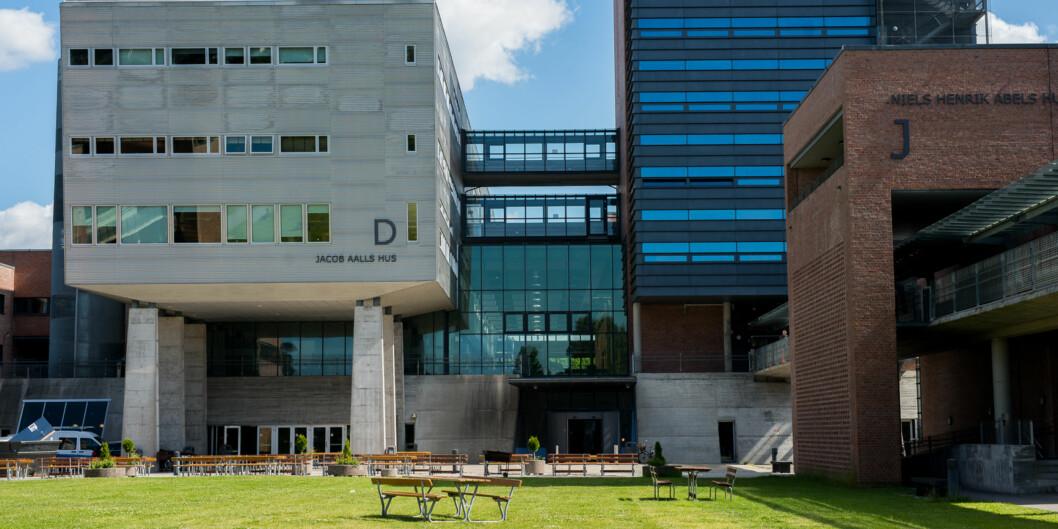 Universitetet i Agder har fått en ny strategi for 2016-2020 med en ny visjon og tre satsingsområder som skal være de viktigste de nesteårene. Foto: Skjalg Bøhmer Vold