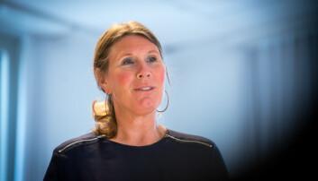Studiedirektør på OsloMet, Marianne Bratland. Foto: Skjalg Bøhmer Vold