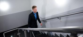 Curt Rice fatter nytt håp for planer om å bli universitet
