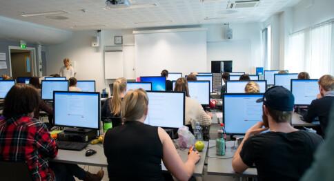 227 studenter er blitt svartelistet i Norge
