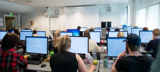 Etterlyser mer autonomi for faglærere