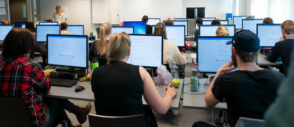 Hvem skal bestemme hva faglærer skal levere av begrunnelse for eksamenskarakterer, spør førsteamanuensis på NTNU, Trond Andresen . Foto: Skjalg Bøhmer Vold