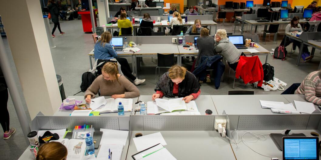 Vi treng tiltak for å få til ein god delingskultur innan utdanningsområdet, meiner prorektor ved Høgskulen i Volda, Jens Standal Groven. Foto: Skjalg Bøhmer Vold  Foto: Skjalg Bøhmer Vold