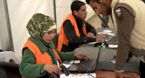Månedlig tillitssjekk av syriske papirer
