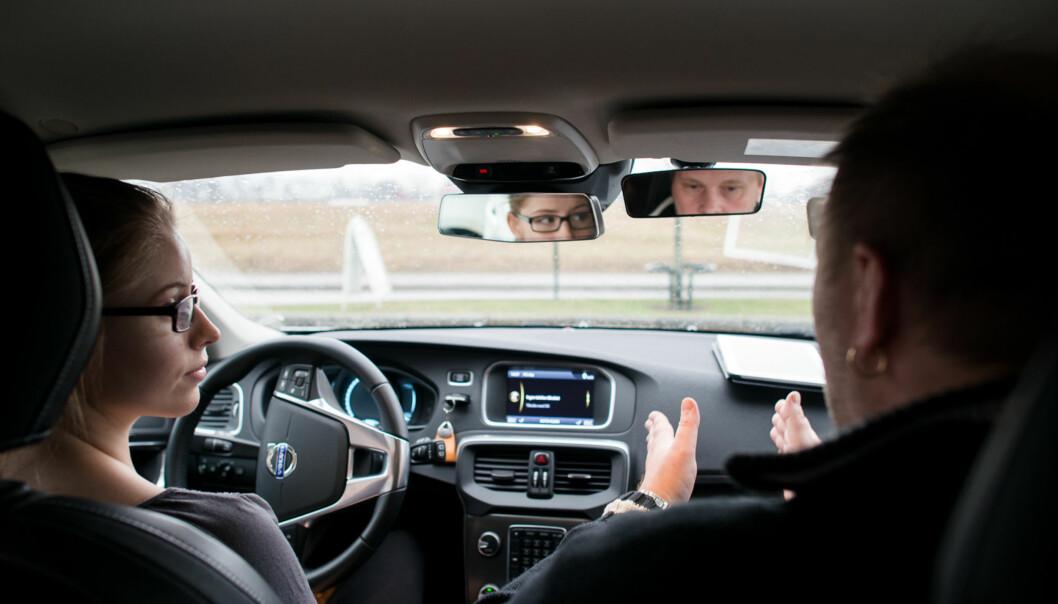 Trafikklærerutdanningen på Høgskolen i Oslo og Akershus er på fjerdeplass når man rangerer antall førstevalgssøkere per studieplass i helelandet. Foto: Skjalg Bøhmer Vold