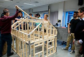 Stor interesse for ønsket master for byggingeniører