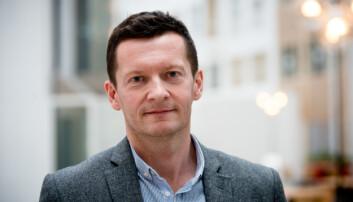 Terje Mørland, direktør i Nokut. Foto: Skjalg Bøhmer Vold