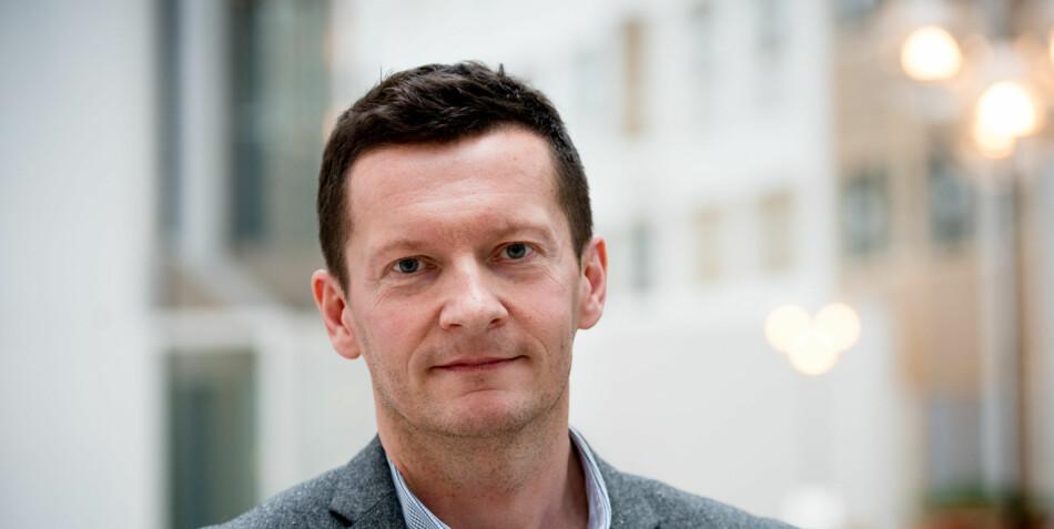 Det er hyggelig at vi får denne anerkjennelsen, sier administrerende direktør i Nokut, Terje Mørland. Foto: Skjalg Bøhmer Vold