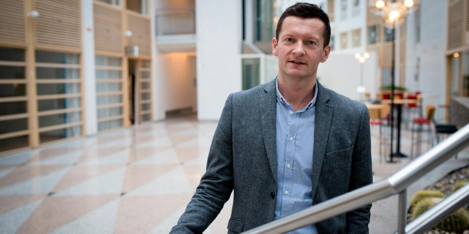 Nokut-direktør Terje Mørland ser ikkje vekk i frå at Nokut i åra framover kan ta over ansvaret for enno fleire yrkesgodkjenningsordningar. Foto: Skjalg Bøhmer Vold