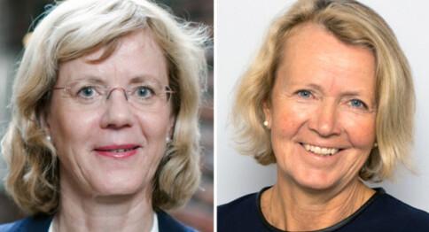 Får to nye kvinner i ledelsen