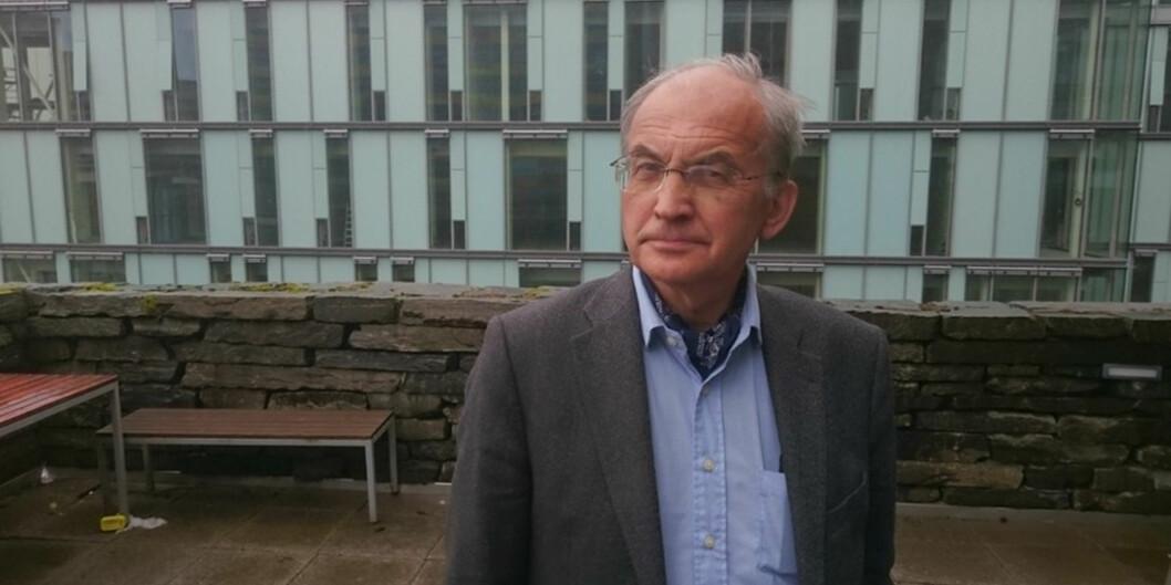 Lungeforsker Amund Gulsvik har fått utbetalt millionsummer over mer enn ti år. Nå krever Helse Bergen og Universitetet i Bergen tilbake pengene har har fått utbetalt. Foto: DagHellesund