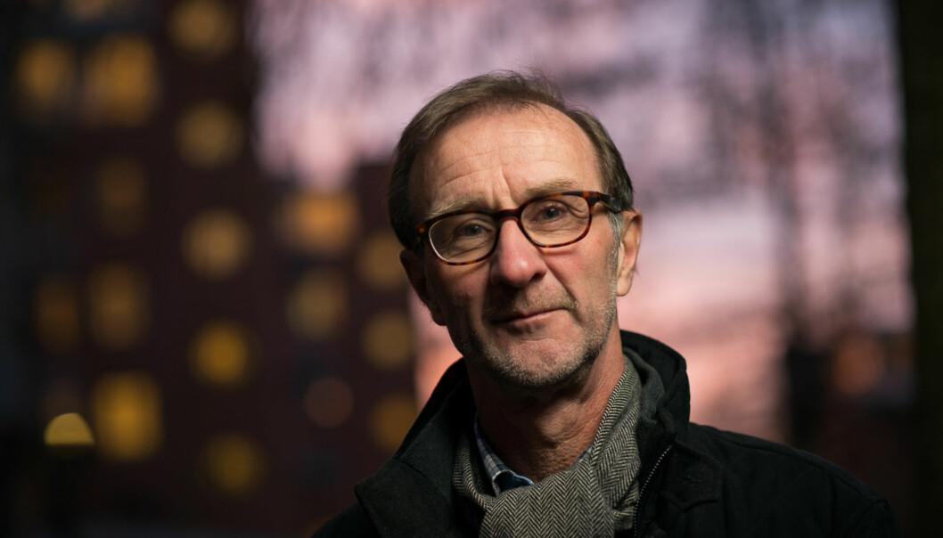 Øverste sjef for lærerutdanningene i Oslo, dekan Knut Patrick Hanevik, er enig i kritikken om at lærerstudentene bruker for lite tid påstudiene. Foto: Skjalg Bøhmer Vold