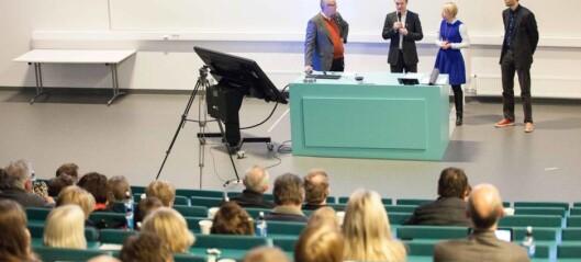 Uro på Høgskolen i Sør-Trøndelag