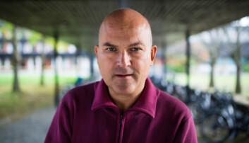 Kjell Lars Berge , professor ved UiO. Foto: Skjalg Bøhmer Vold
