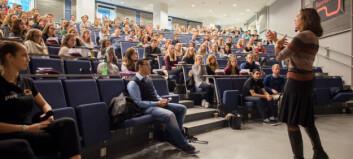 Antall økonomistudenter er blitt mer enn doblet de siste ti årene