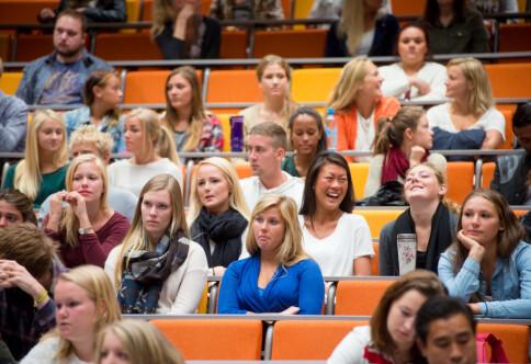 Studentene fortjener bedre – for Knutsen og Hagtvet har litt rett