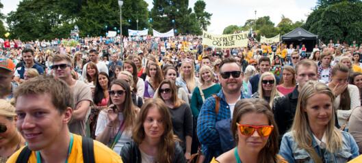 Flest med høy utdanning i Oslo