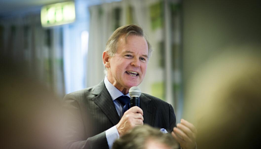 Ole Petter Ottersen, rektor ved Universitetet i Oslo kommenterer Studiebarometeret til NOKUT for 2014