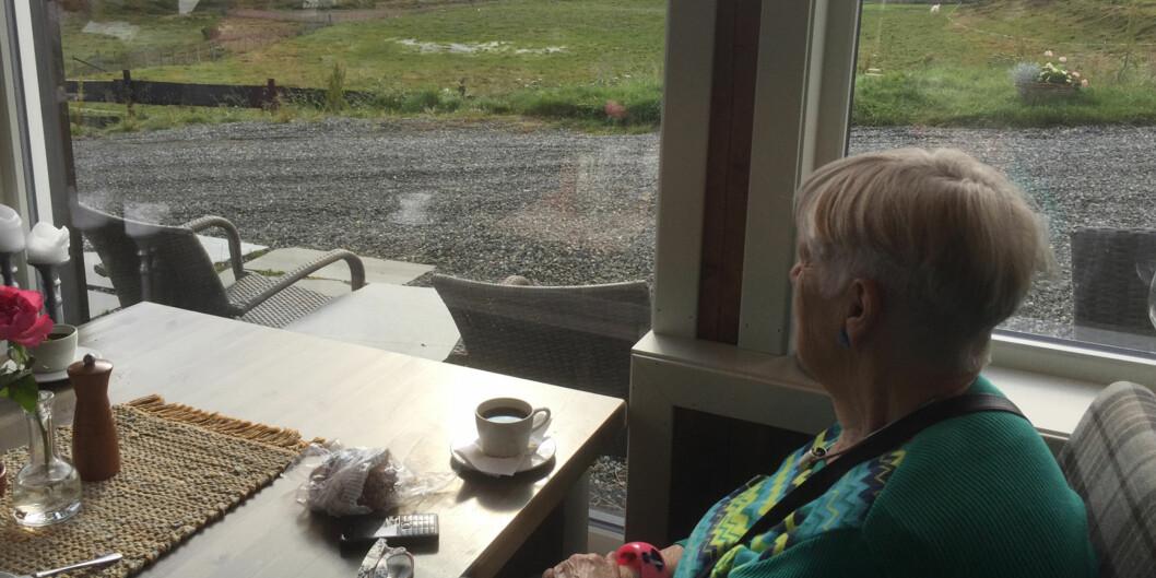 Kun én av ti norske 70-åringer oppgir at de ofte føler segensomme.