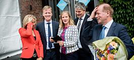 Allianse med de tre store i Oslo-regionen