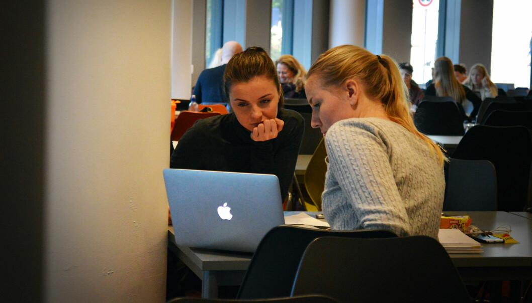 Studenter etterlyser informasjon når de forklarer hvorfor de ikke drar på utveksling.