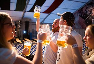 Lysere puber, bedre ølutvalg og mindre inngangspenger