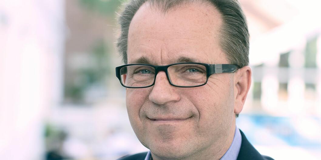 Dekan Bjørn Olsen ved Universitetet i Nordland er ansatt som rektor ved det nye universitetet i Midt-Norge fra 1.januar2016.