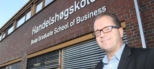 Ny-rektoren i Bodø forstår utryggheten rundt fusjon