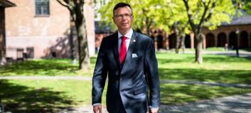 Mindre andel av norsk forskning foregår i uh-sektor