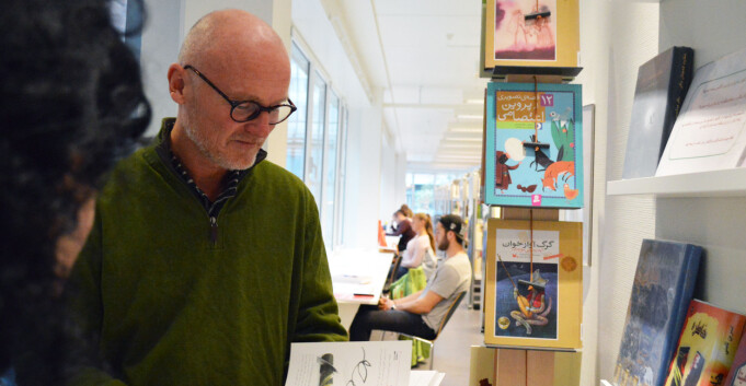 HiOA-direktør vil ha nytt universitetsbibliotek