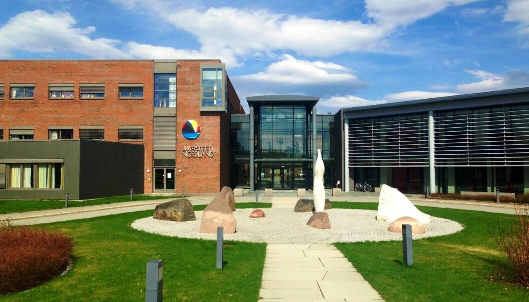 Universitetet i Nordland kan komme til å få både ny rektor og en ny fusjonert høgskole onsdag. Foto:UiN