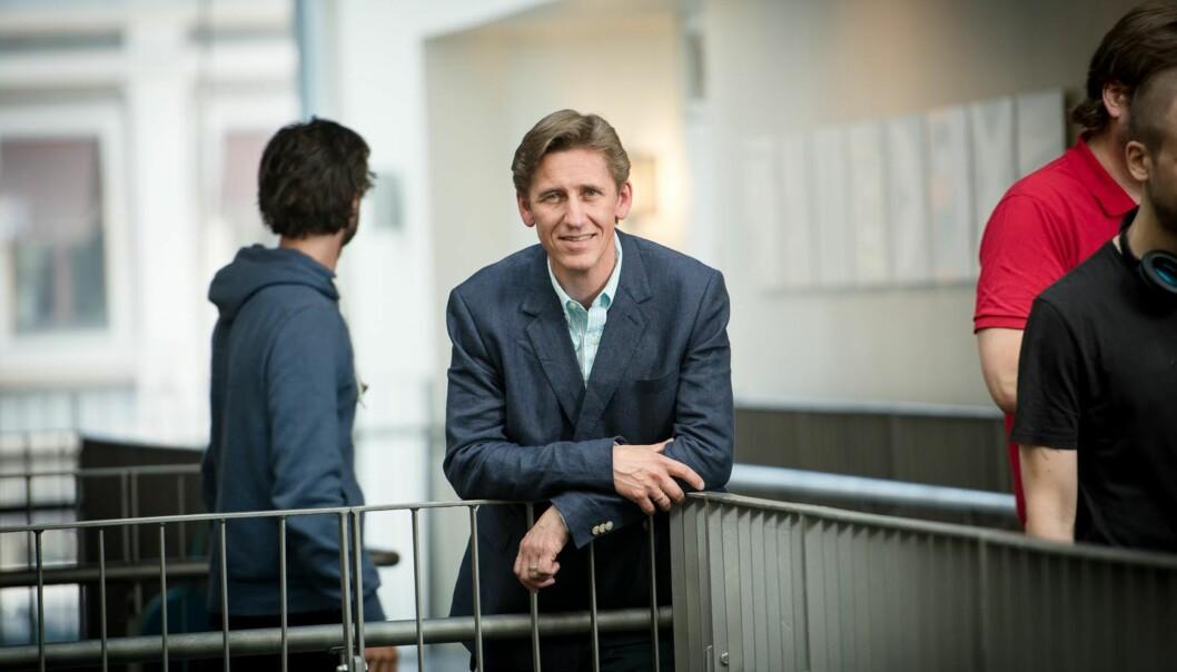 Toppsjef ved fakultetet, Egil Trømborg, begynte i jobben høsten 2015, nå har han plukket seg ut en ny direktørogså.