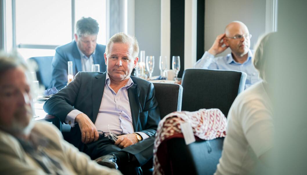 Universitetet i Oslo og rektor Ole Petter Ottersen må kutt 162 millioner kroner i budsjettet for neste år, men tar seg likvel råd til ny rammeavtale med pr-byråer for inntil 25 millioner kroner over fireår. Foto: Skjalg Bøhmer Vold