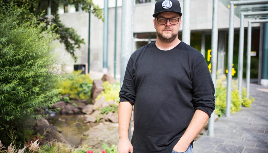 Einar Belck-Olsen Foto: Øyvind Aukrust