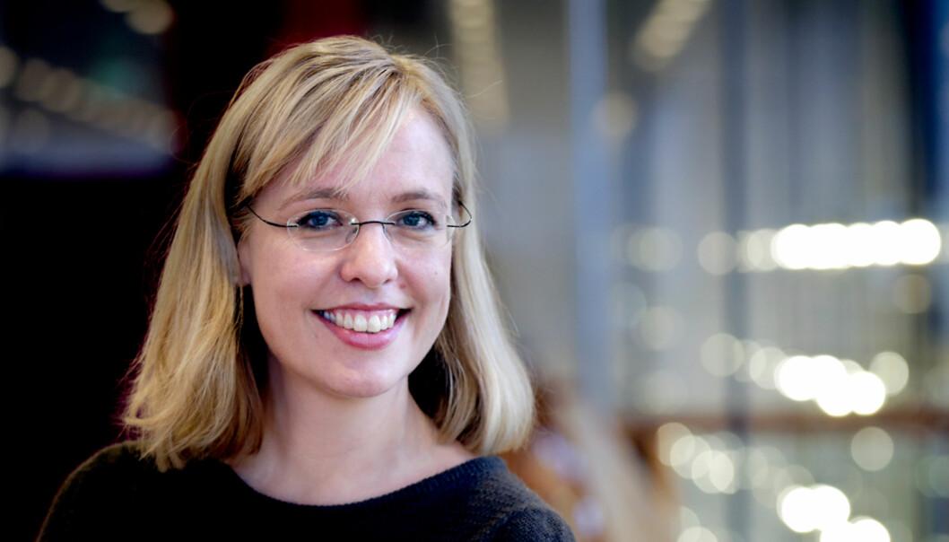 Språkdirektør Åse Wetås vil ikkje tilrå direkte online omsettingsprogram frå bokmål til nynorsk, men det fins pånett.