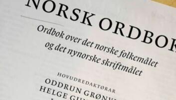 Språkforskar: Nynorsk kan verta meir marginalisert