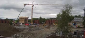 2200 nye boliger til studenter er fordelt