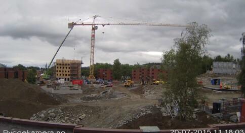 Trondheim slår Oslo og Bergen på studenthybler