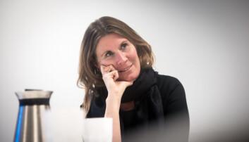 Studiedirektør ved OsloMet, Marianne Brattland. Foto: Skjalg Bøhmer Vold