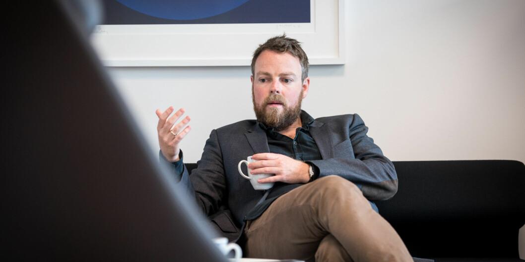 Kunnskapsminister Torbjørn Røe Iskasen har innført et strengere regime på opprykk iakademia. Foto: Skjalg Bøhmer Vold