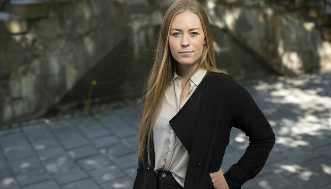 Therese Eia Lerøen er tidligere student ved Høgskolen i Oslo og Akershus. Nå skal hun lede alle landetsstudenter.