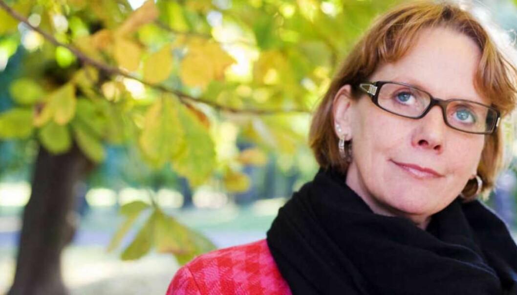 Professor fra Universitetet i Oslo, Trine Syvertsen, blir ny styreleder ved Høgskolen i Oslo og Akershus. Foto: Brian Olguin,Universitas