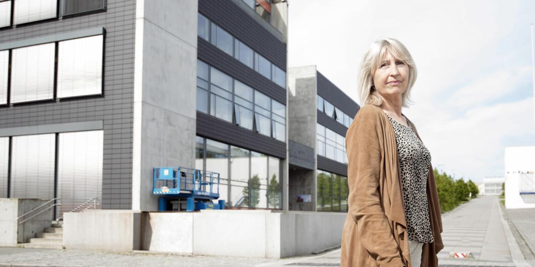 Rektor ved Universitet i Stavanger, Marit Boyesen, forteller at plagiatsaken skal opp i det nasjonale Granskingsutvalget 12. september. Foto:UiS