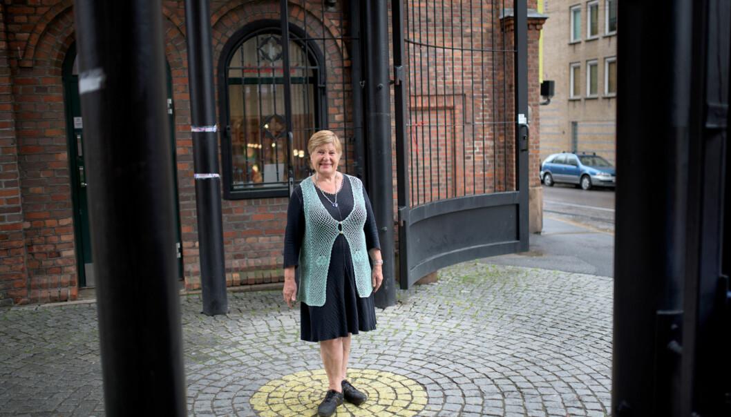 Kari Pahle har hatt sitt siste styremøte på Høgskolen i Oslo og Akershus, etter åtte år istyret. Foto: Skjalg Bøhmer Vold